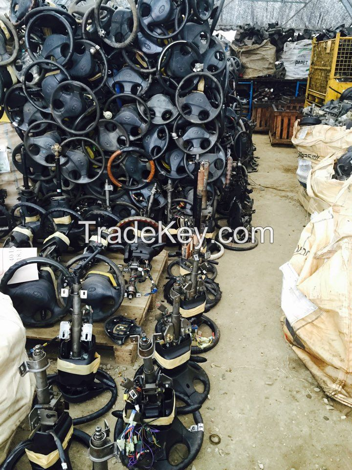 Korea used cars and spair parts
