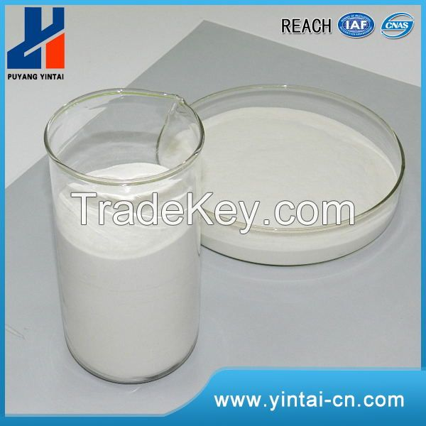 Redispersible latex powder