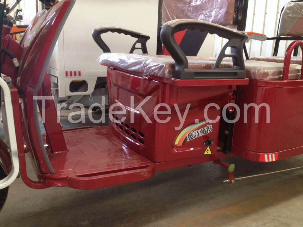 Indian Model Electric Rickshaw for Sale