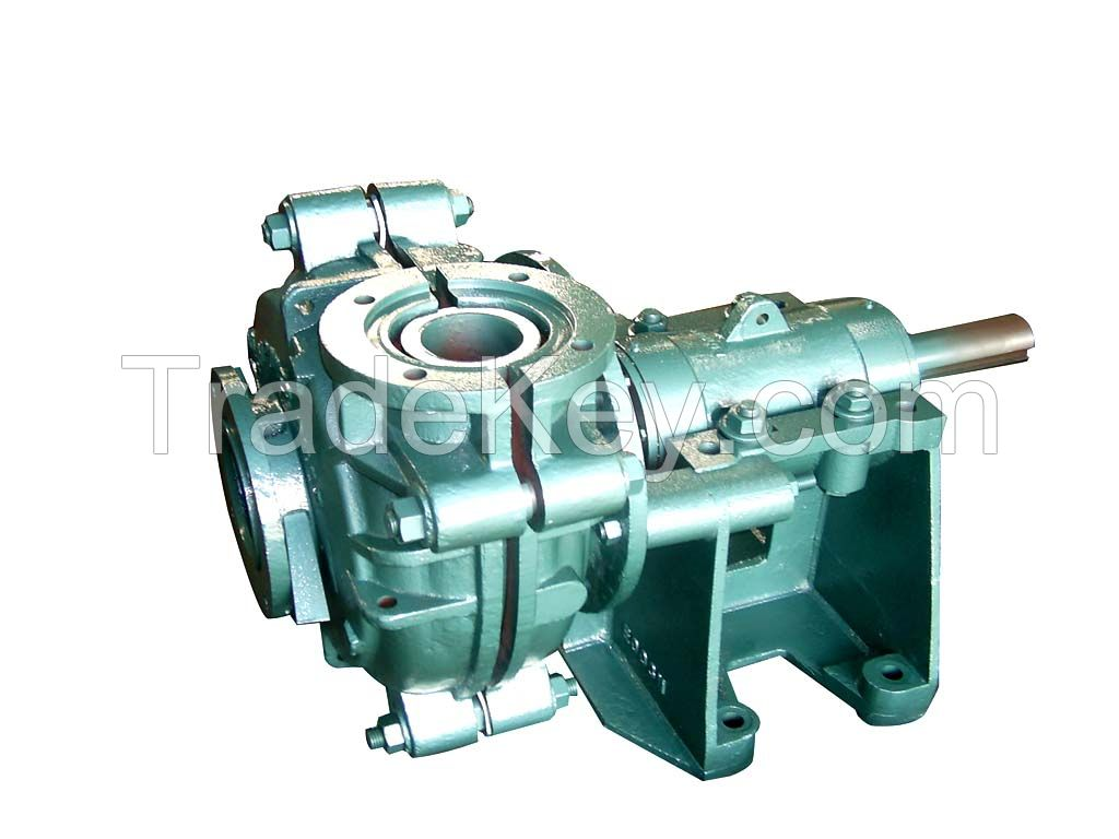 slurry pump from shijiazhuang naipu