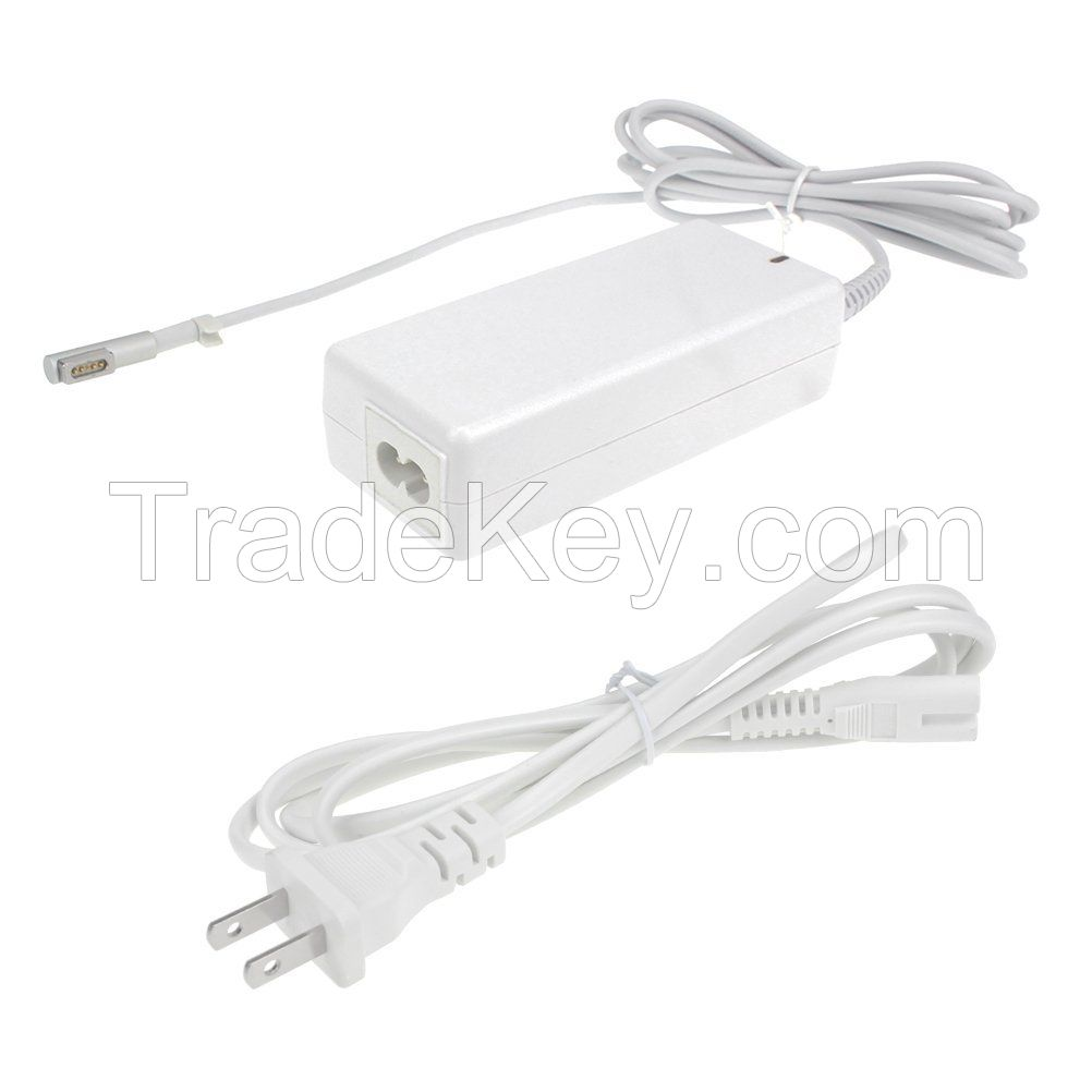 60W Ac Power Adapter Replacement Magsafe 2 Charger for Macbook Pro 13 with Retina Display and Air 11 inch