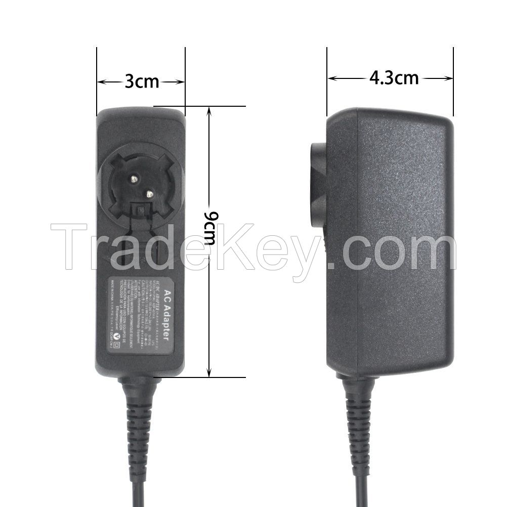 Power Adapter Charger for Acer Aspire One Chrome Book Series 19V 2.15A