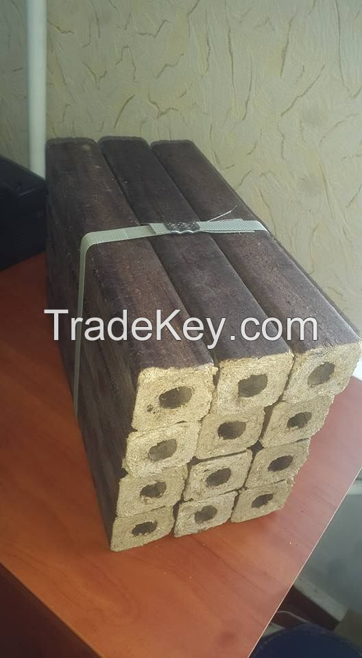 RUF and Pini Kay wood briquettes for sale