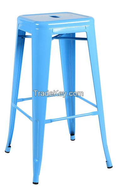 metal bar chair for sale