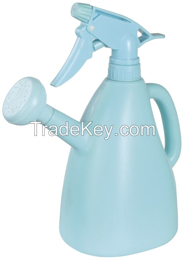 small multifunction colorful Watering kits with trigger  for Garden 900ml