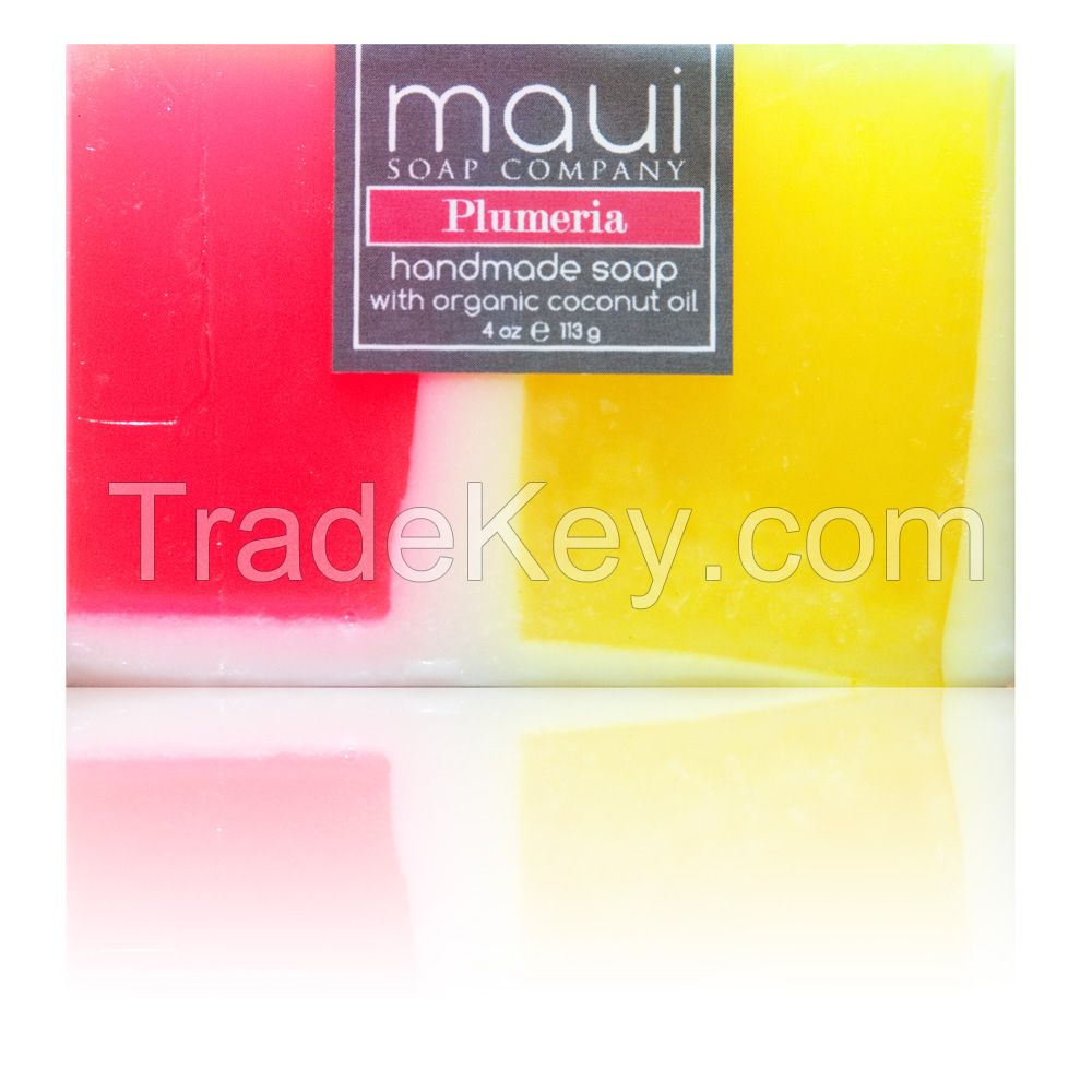 Hawaiian Vegetable Glycerin Soaps