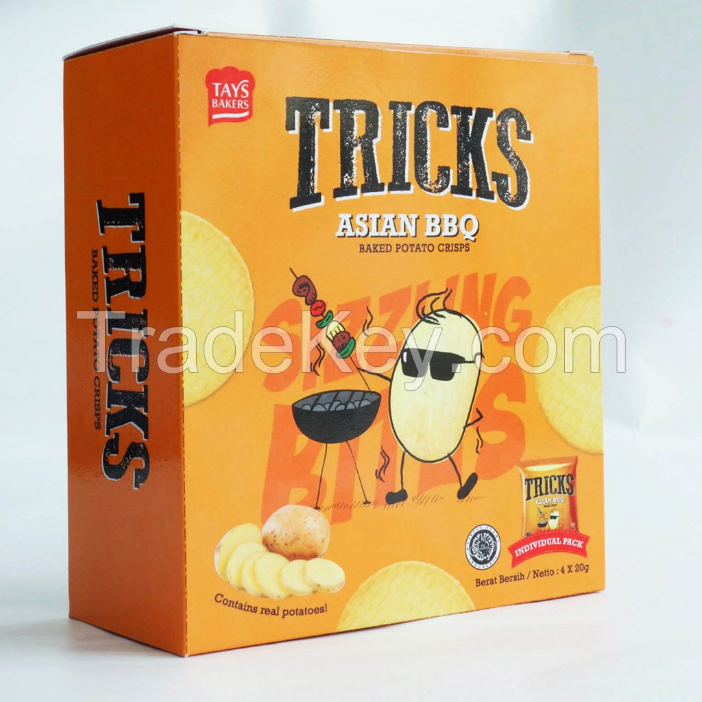 TRICKS Baked Potato Crisps