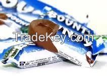 Nutella Chocolate 230g, 350g and 600g, Mars, Bounty, Snickers, Kit Kat, Twix