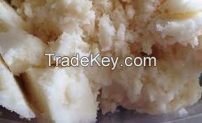 Grade A Unrefined Ivory Shea Butter,Qulity Beef Tallow