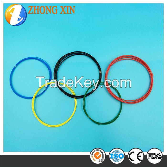 Color multi specification and high quality teflon capillary