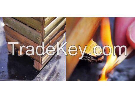 100 % Coconut Charcoal Briquettes NO LIGHTER FLUID NEEDED SMART BBQ