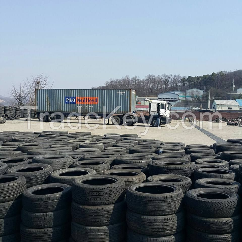 Passenger , Sadan , Commercial  Used  Tyres