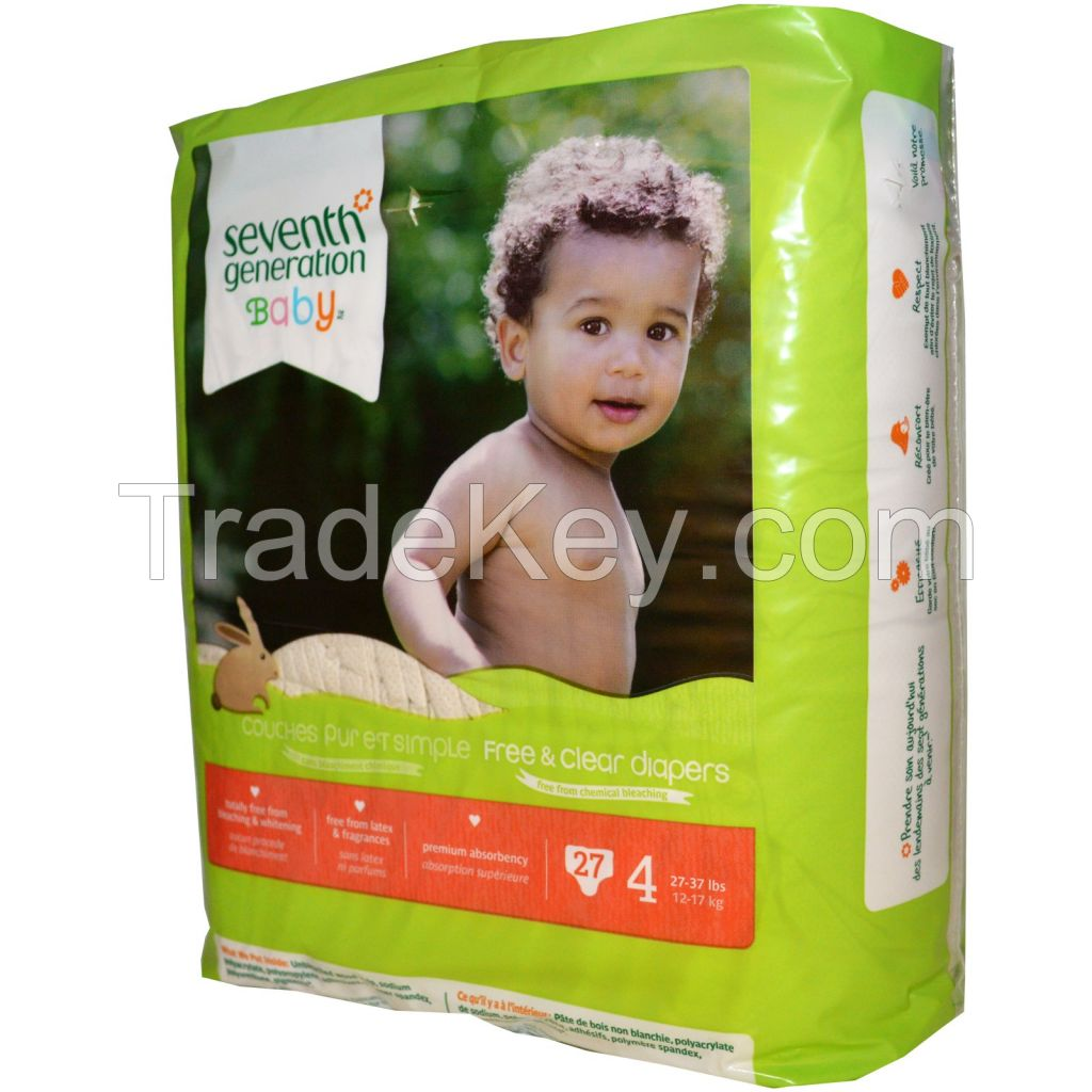 Cotton Baby and Adult  Diapers Available