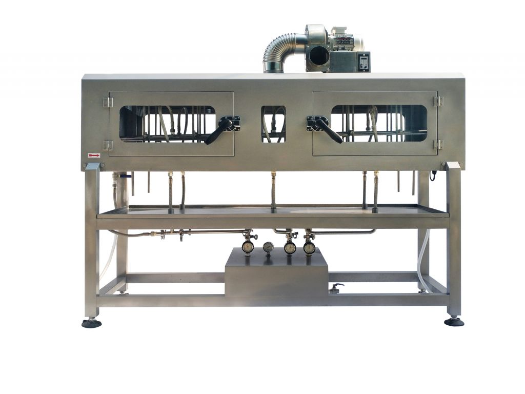Automatic Sleeve Steam Shrink Wrapping Labeling