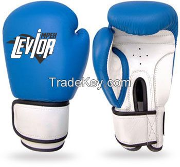 Boxing Gloves  Leather Boxing Gloves Fight Punch Bag UFC Muay Thai Grappling Kick