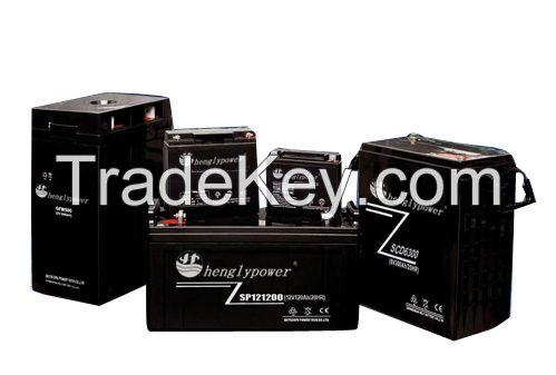 Power Wheels Battery Solar Storage Agm