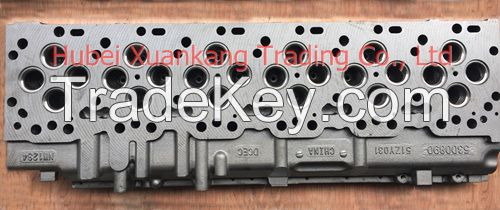 cylinder liner, connecting rod, crankshaft, camshaft, oil pan, flywheel, cylinder head, cylinder block, cylinder gasket,