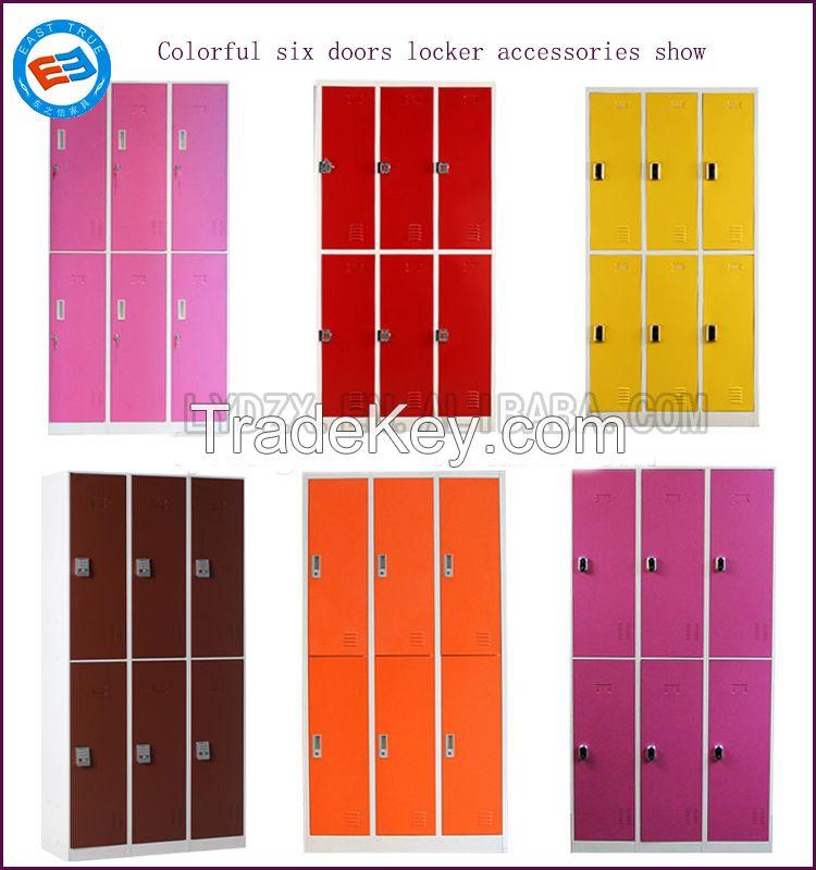2016 hot steel locker/metal locker/stainless steel locker for sale
