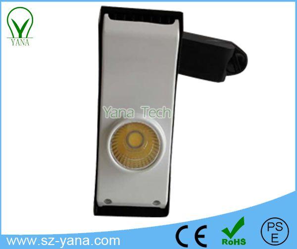 COB 15W 18W 20W CRI90 led track light / LED track spot light