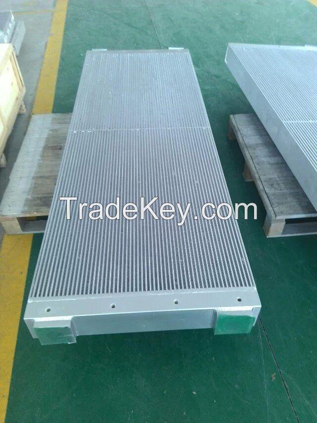 aluminum heat exchanger