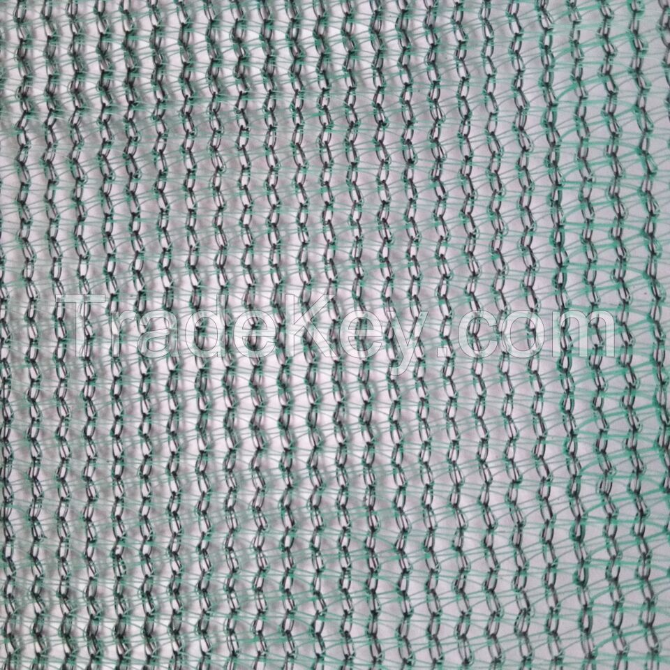 3x50m, 120gsm Green HDPE mono shade net  for sale