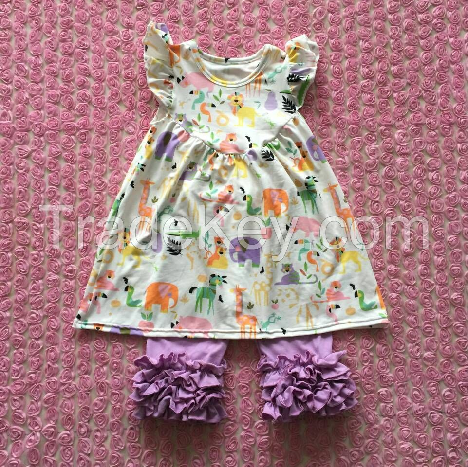 YJ-897 2016 new style summer ruffle shorts outfit