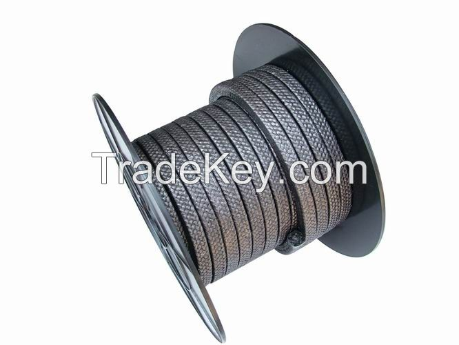 SL-P004 | Carbon Fiber Braided Packing