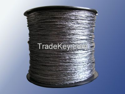 Reinforce PTFE Graphite Packing