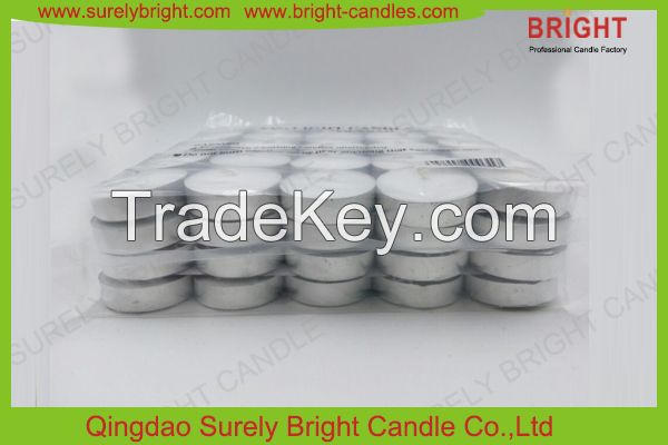 High quality and hot sale tealight candle