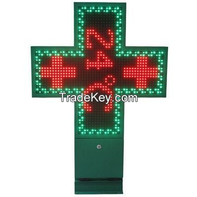 full color medical Cross LED Screen