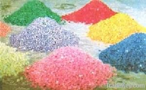plastics resin and flake