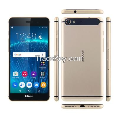 INFOCUS V5 M560 M808 MTK6753 1.3GHz Octa Core 5.2 Inch IPS FHD Screen Android 5.1 4G LTE Smartphone