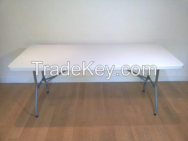 TRESTLE FOLDING TABLES