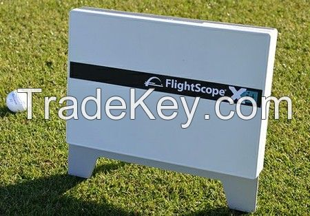 Flightscope Xi+ Plus Launch Monitor Golf Training Aid