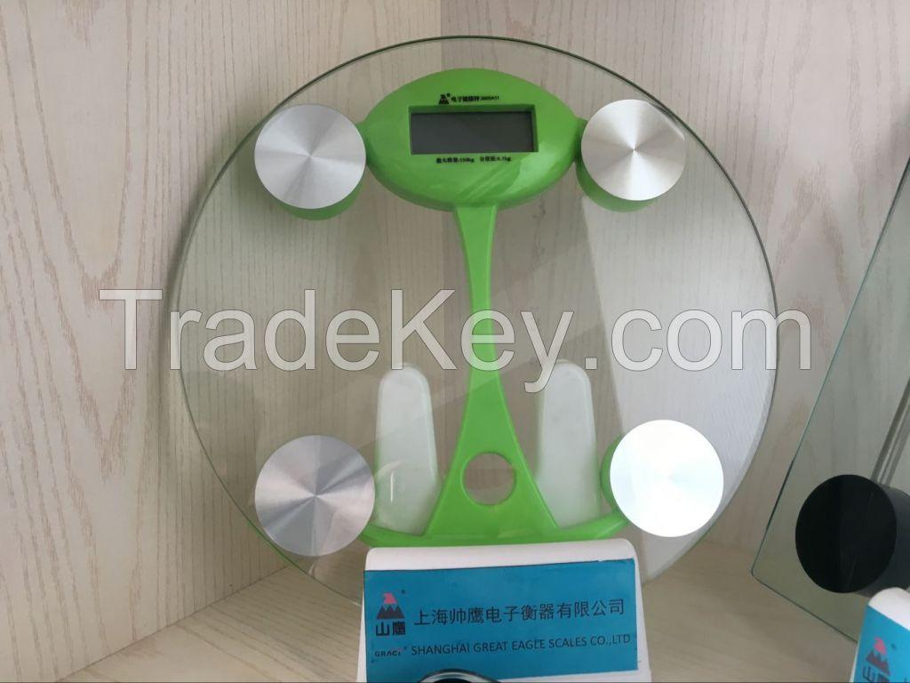 2016 hot sale electronic bathroom scale