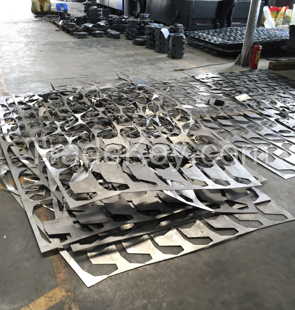 manufacturer part and fitting for building and construction
