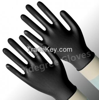 Disposable Stretchy Vinyl Glove-Poweder Free