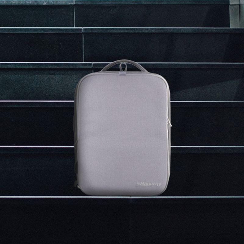 Hanergy business solar bag with advanced CIGS solar technology