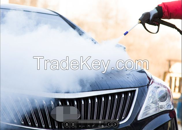 Steam car wash machine, Steam car cleaning, Steam car wash STEAMA-1200(Electric)