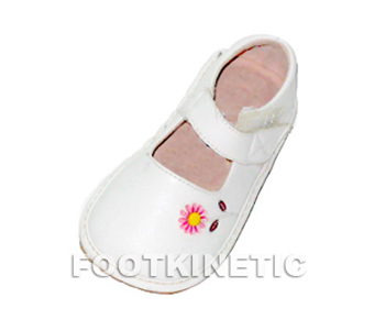FOOTKINETIC Baby Leather Squeaky  Shoes and Sandals