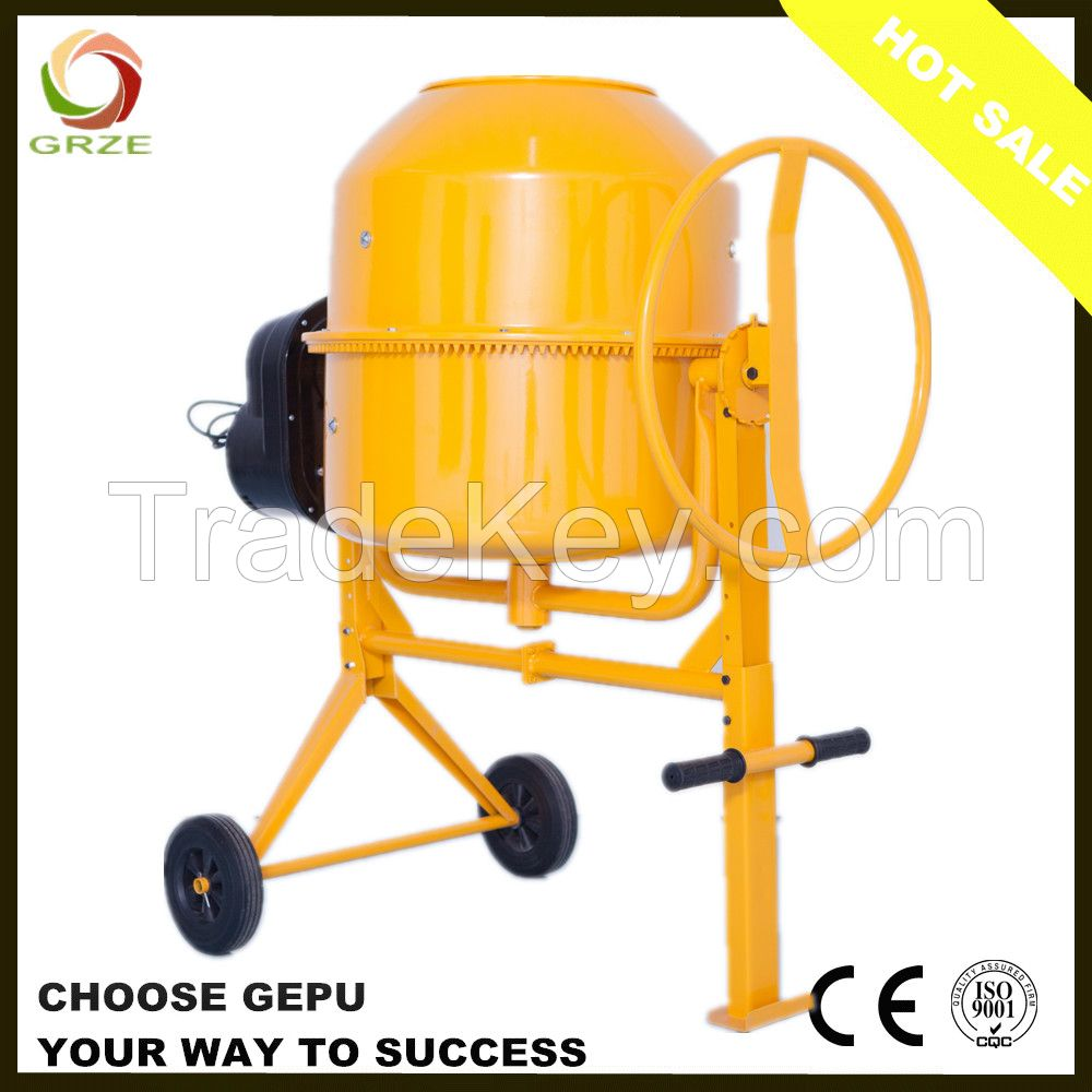 Small Portable Electric Concrete Mixer For Sale