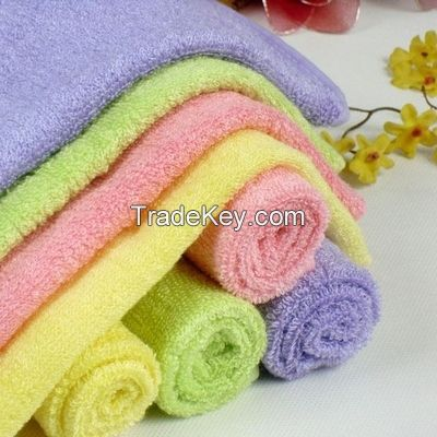 100% cotton printed towel