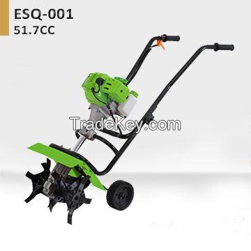 ESQ-01 Gasoline Tiller Cultivator 51.7CC 52CC