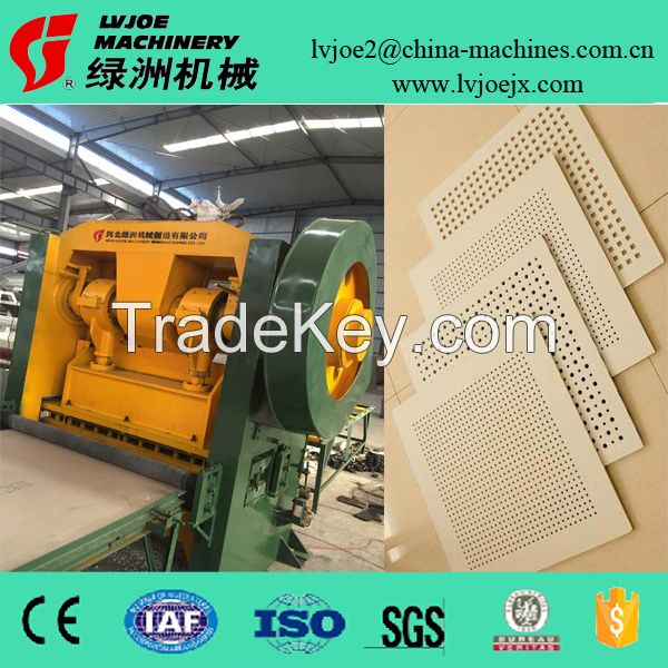 Gypsum PVC Laminated Ceiling Tile Making Machine/Production Line