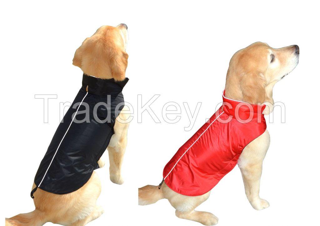 Ultimate Fleece Lined Pet Dog Jacket