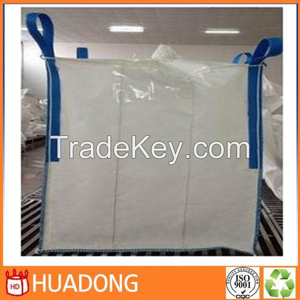 PP Jumbo Bag 1000kg pp jumbo bag/ big bag/ virgin material pp woven bulk bag