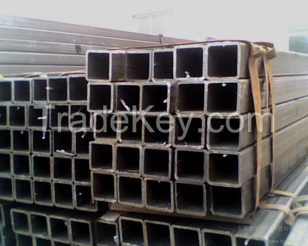 Q235 Hot-DIP Galvanized Square Steel Pipe