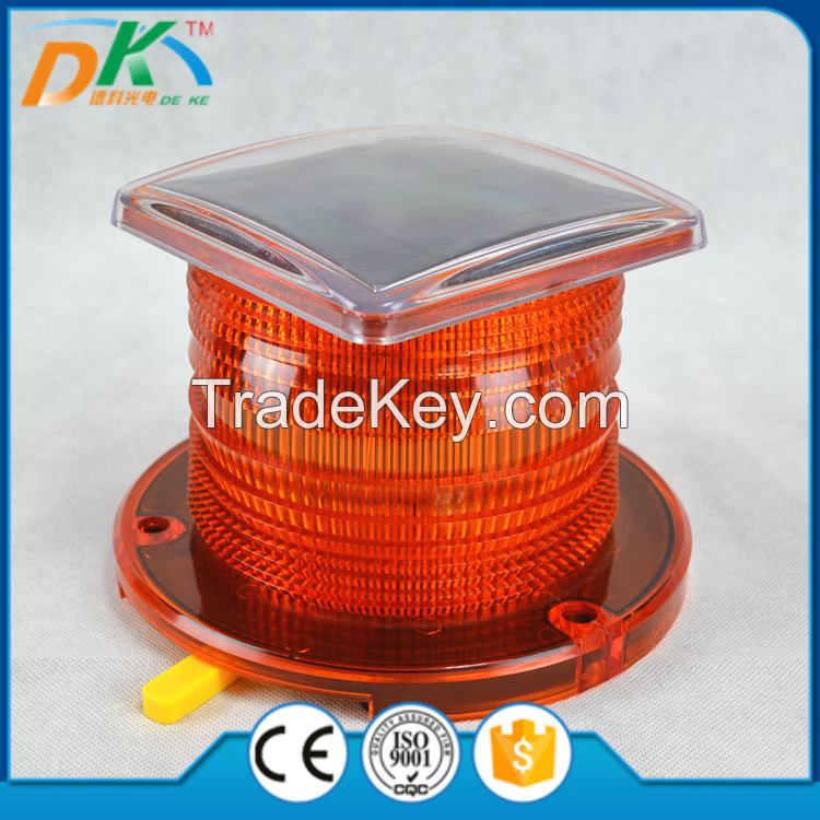 Solar Aviation obstruction warning light tower light