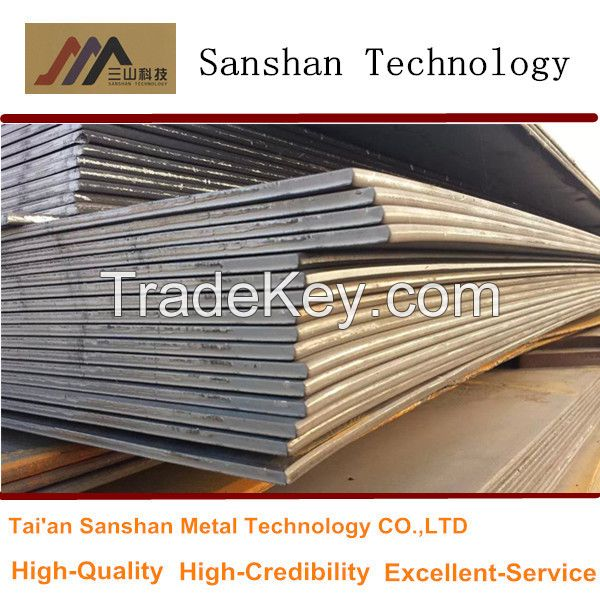 construction materials iron and steel flat rolled flat steel