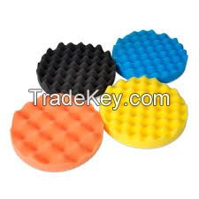 used in Cars soft custom size polish applicator pads